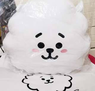BT21】RJ 42cm Cushion (From APM Line store)