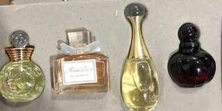 Parfum Dior (harga satuan)