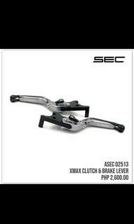 XMAX Clutch and Brake Lever