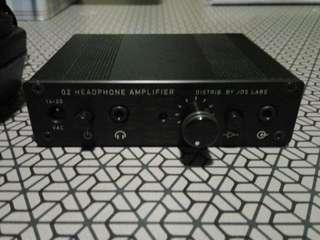 JDS Labs O2 (Objective2) Headphone Amplifier