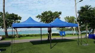 PICNIC / BBQ GAZEBO EASY UP MARQUEE TENT   PURCHASE/RENTAL