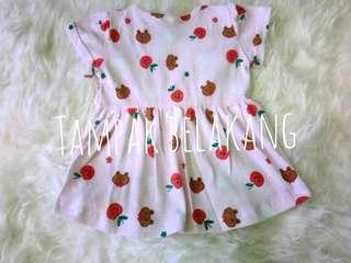 Dress anak lucu cantik muraj
