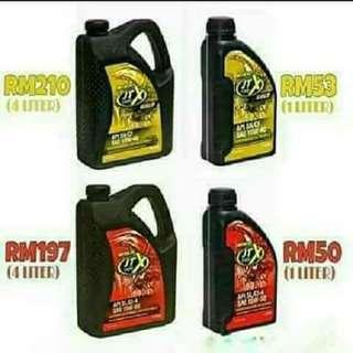 JTX 1000 Motor Oil