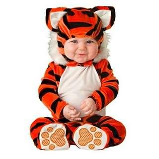Safari animal / Tiger costume