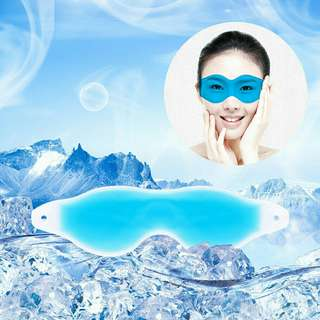 Summer Cool Ice Eye Mask Sleep Headache Relief Goggles Eye Gel Ice goggles