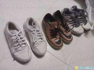 正品耐克波鞋,返學鞋/足球鞋
