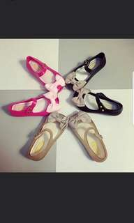 Mini Melissa Girl Shoes / Jelly shoes