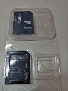 Micro SD Adapter 轉換器