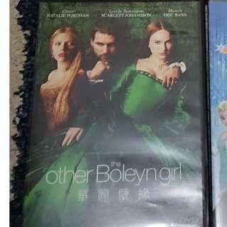 DVD - The Other Boleyn Girl