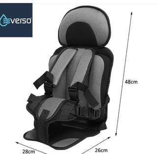 Ready Stock Toddler Car Seat (Free Postage)