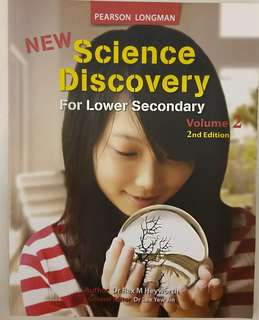 New Science Discovery for Lower Secondary