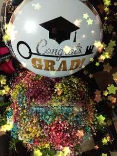Baby breath Bouquet/hand Bouquet/proposal Bouquet/anniversary Bouquet/graduation Bouquet