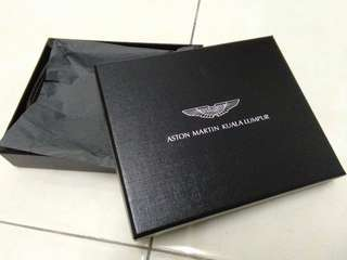 Aston Martin Leather sample