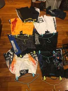 MMA shorts for sale