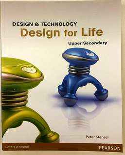Design & Technology - Design for Life Upper Secondary