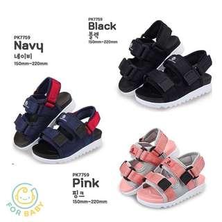 🇰🇷韓國Paperplaneskids 兩帶涼鞋