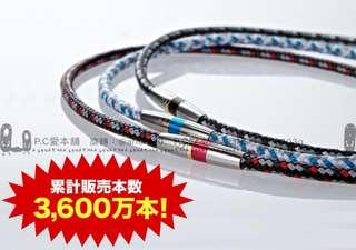 日本連線預購限時特價日本鈦銀谷RAKUWA X50倍HIGH-END3液化鈦項鍊(50cm)