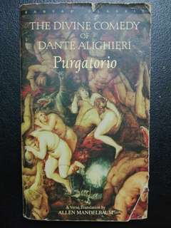 PURGATORIO The Divine Comedy of Dante Alighieri (A Verse Translated by Allen Mandelbaum)