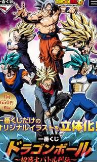 日本一番賞 龍珠 Dragon Ball 2018 5月2日 新番