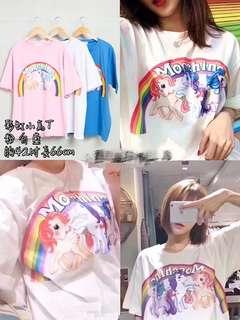🚚 彩虹小馬T