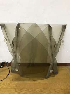 Honda eg8 eg9 cromax koko door glass