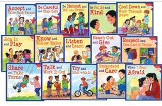 Learning to Get Along (15 books)