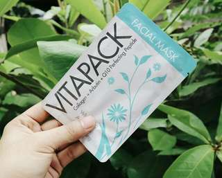 Vitapack Facial Mask