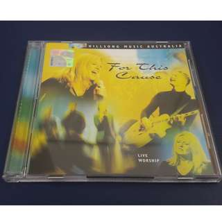 CD - Hillsong: For This Cause