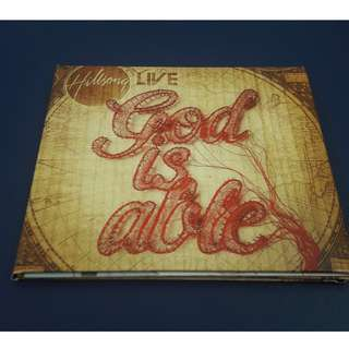 CD - Hillsong: God Is Able