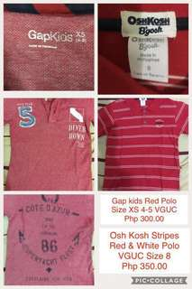 Branded Preloved Clothes for Boys