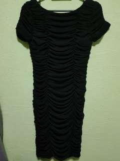 Black Short Dinner Dress