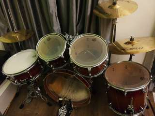 Full set drum