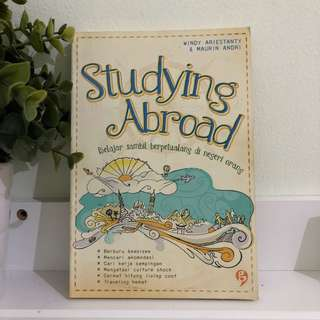 STUDYING ABROAD by WINDY ARIESTANTY & MAURIN ANDRI