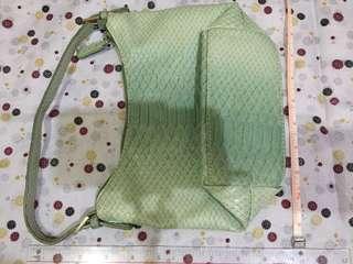 Nine West Snake Skin Bag