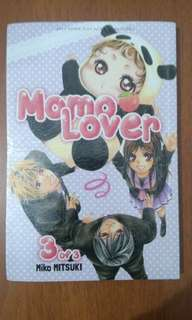 "Komik ""Momo Lover"" 3 of 3 by Miko Mitsuki"