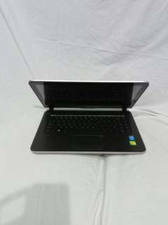 "HP PAVILION TOUCH SCREEN NOTEBOOK 14"" WINDOWS .8.1"