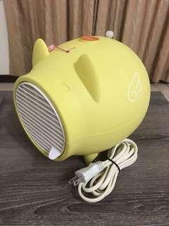 小豬造型風扇免運300$