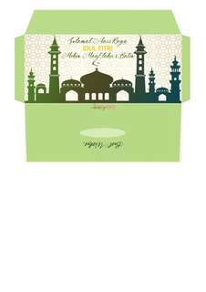 Ramadhan Envelopes 1