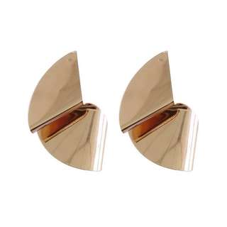 (More cols) MangO Inspired Plate cringe Earrings