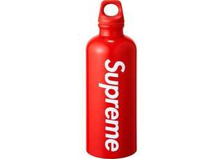 Supreme/SIGG Traveller 0.6L Water Bottle