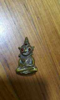 3 eyes Khmer Ngan. Nice condition