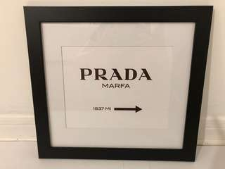PRADA MARFA Art