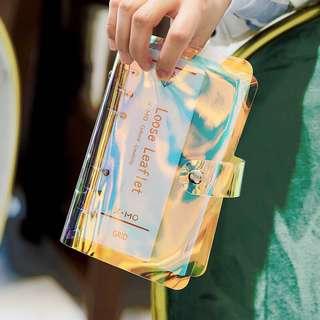 Korean Unicorn Colour Journal Bool
