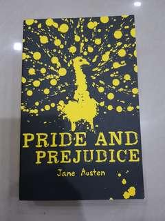 (New) Pride and Prejudice