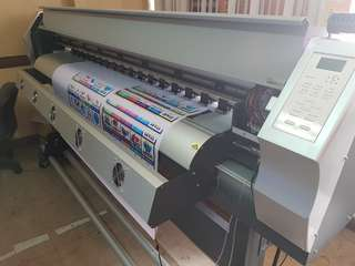 Epson Dx11 eco solvent printer