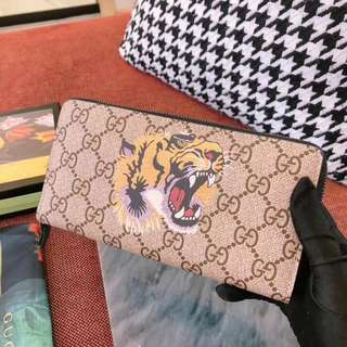 Gucci Tiger Wallet