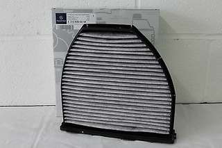 Genuine Mercedes-Benz W204 C-Class W212 E-Class Pollen Cabin Filter A212830031