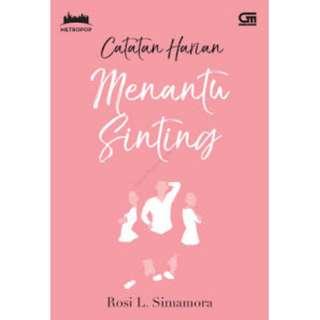 Ebook Catatan Harian Menantu Sinting - Rosi L. Simamora