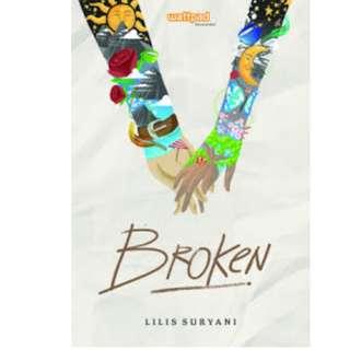 Ebook BROKEN - Lilis Suryani