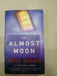 Almost Moon by Alice Sebold